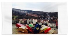 Heidelberg Bath Towel