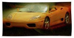 2003 Ferrari 360f1 Hand Towel
