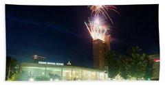 2017 Three Rivers Festival Aep Fireworks Hand Towel