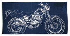Moto Blueprint Hand Towels