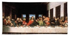 The Last Supper Hand Towel