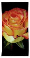 23rd Anniversary Rose Hand Towel
