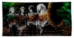 Led Zeppelin Collection Hand Towel