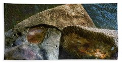 Stone Sharkhead Bath Towel