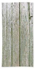 Weathered Wood Bath Towel