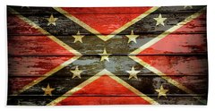 Confederate Flag 2 Bath Towel