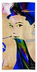 Audrey Hepburn Collection Hand Towel