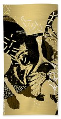 French Bulldog Collection Hand Towel