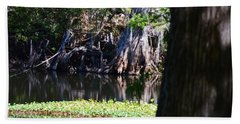 Across The River Hand Towel