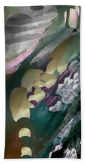 Divine Colors Of Art Hand Towel