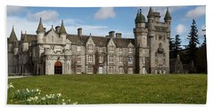 Balmoral Castle Hand Towel