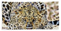Cheetah Collection Hand Towel
