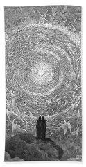 Dante: Paradise Hand Towel