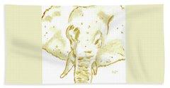 Elephant Strong Bath Towel