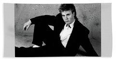 Gary Barlow - 30th Anniversary Photographs Bath Towel