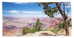 Bath Towel featuring the photograph Grand Canyon, Arizona by A Gurmankin