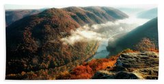 Grandview New River Gorge Hand Towel