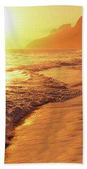Ipanema Beach Rio De Janeiro Brazil Bath Towel