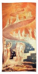Jacobs Ladder Hand Towel