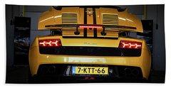 Lamborghini Gallardo Bath Towel