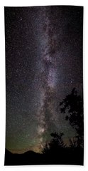 Milky Way Bath Towel