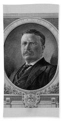 President Theodore Roosevelt Bath Towel