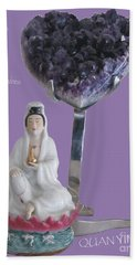 Quan Yin Bath Towel