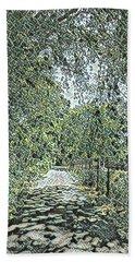 Riverside Park Hand Towel