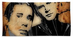 Simon And Garfunkel Collection Hand Towel