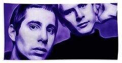 Simon And Garfunkel Hand Towel