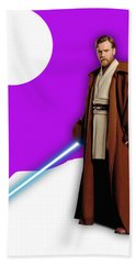 Star Wars Obi Wan Kenobi Collection Bath Towel