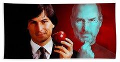 Steve Jobs Hand Towel