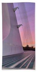 Sundial Bridge Bath Towel