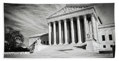 Supreme Court Building Hand Towel