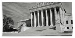 Supreme Court Of The Usa Hand Towel