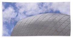 Sydney Opera House Roof Detail Hand Towel