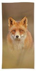 That Foxy Face Bath Towel