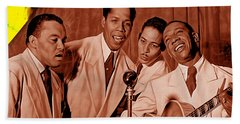 The Ink Spots Collection Hand Towel