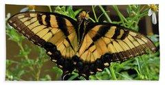 Tiger Swallowtail Hand Towel