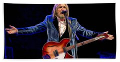 Tom Petty Collection Hand Towel