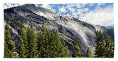 Yosemite National Park Bath Towel