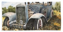 32 Buick Bath Towel