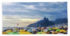 Rio De Janeiro Hand Towel