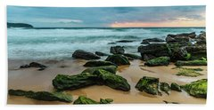 Dawn Seascape Hand Towel