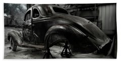 36 Ford Coupe Rear Hand Towel