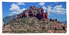Beautiful Scenery Hand Towel