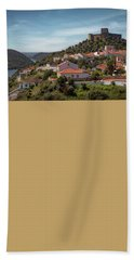 Hand Towel featuring the photograph Belver Landscape by Carlos Caetano