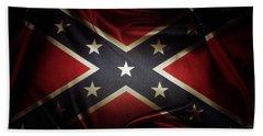 Confederate Flag 11 Bath Towel