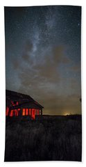 Hand Towel featuring the photograph Dark Place  by Aaron J Groen