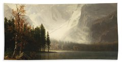 Estes Park, Colorado, Whyte's Lake Hand Towel